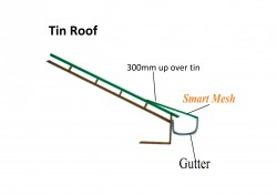 gutter guard perth roofs